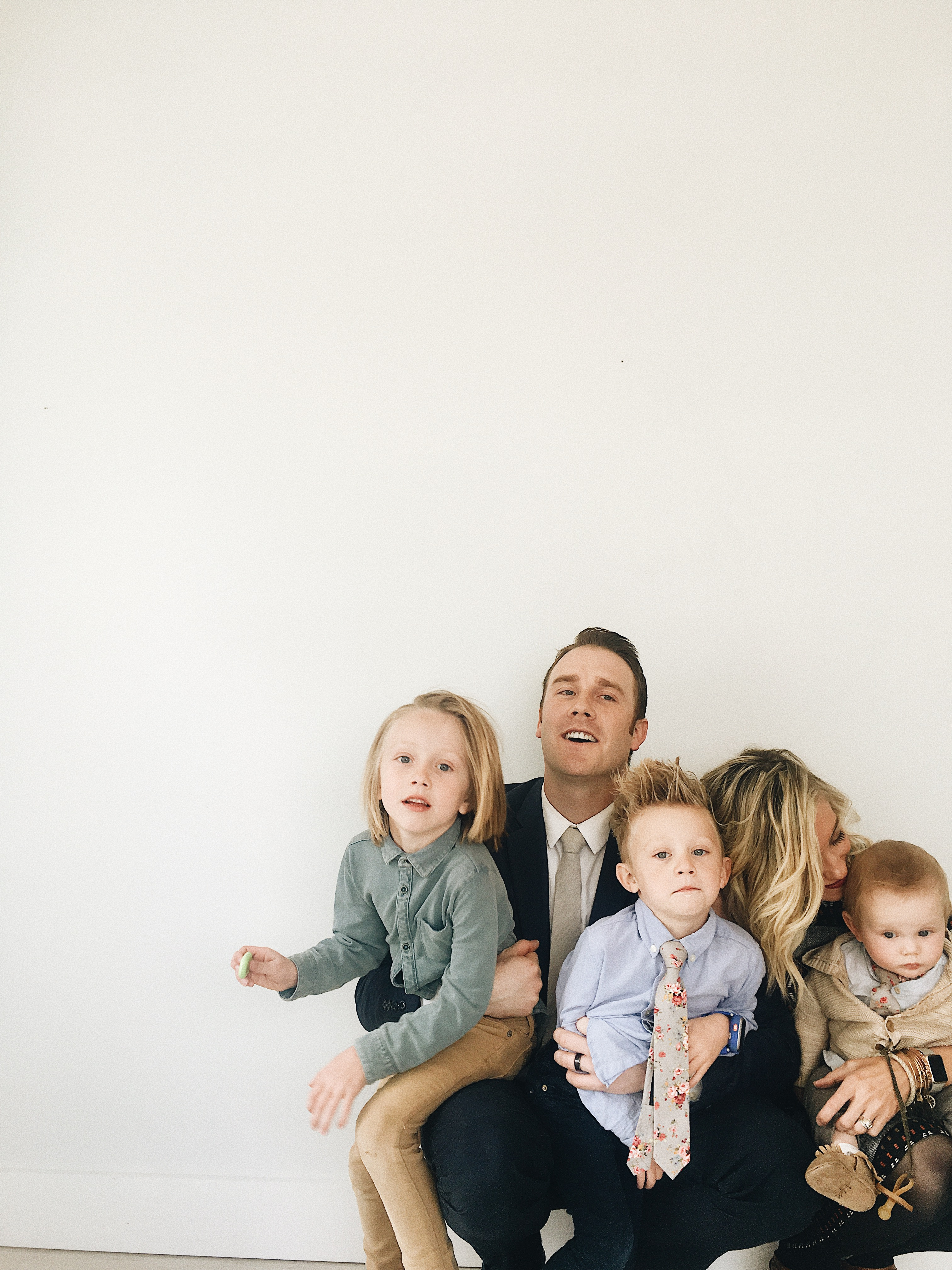 The Perfect Family SUNDAY by lifestyle blogger Ginger of parrish place