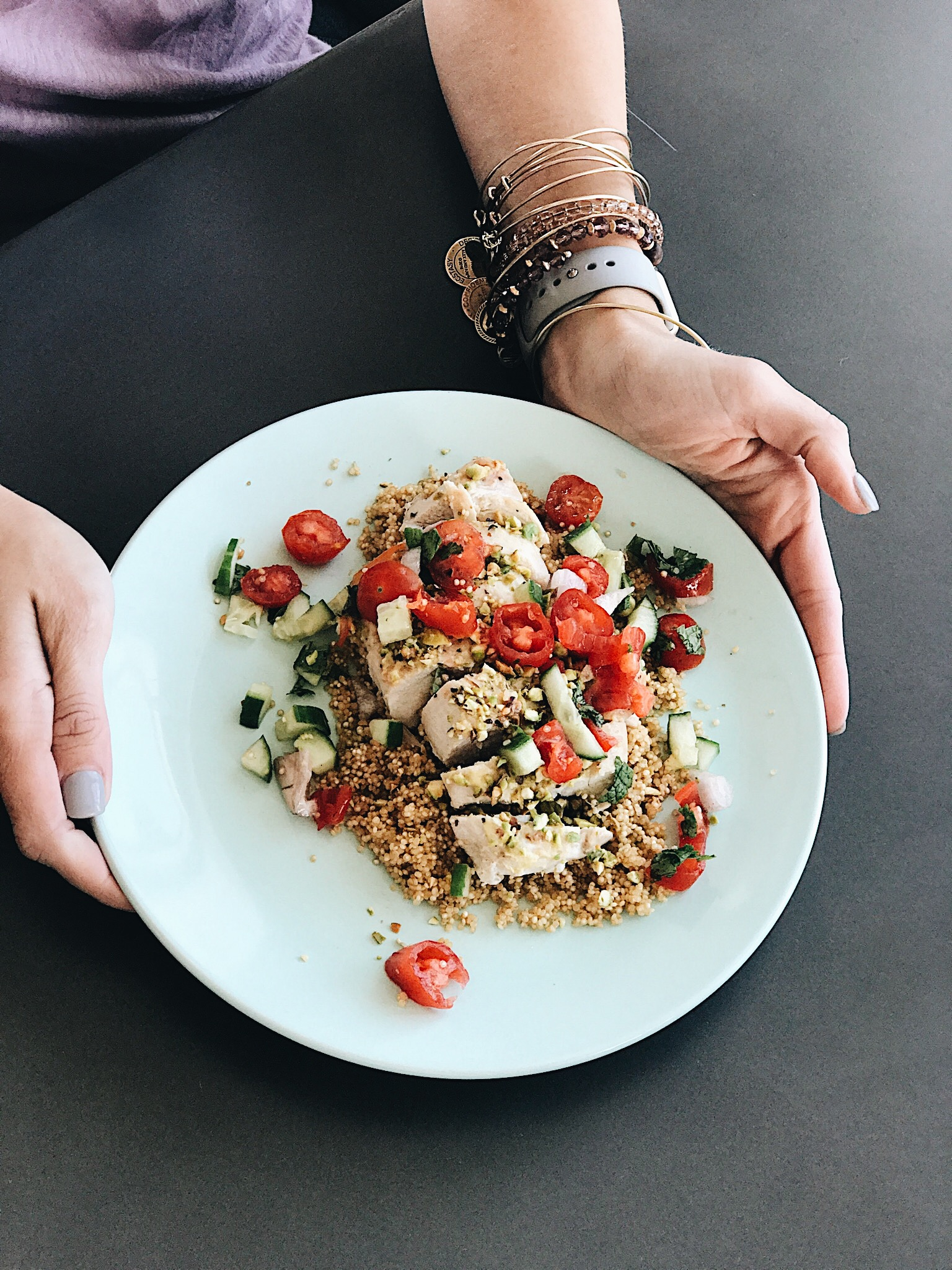HelloFresh Review: We heart you HelloFresh by social media influencer Ginger Parrish