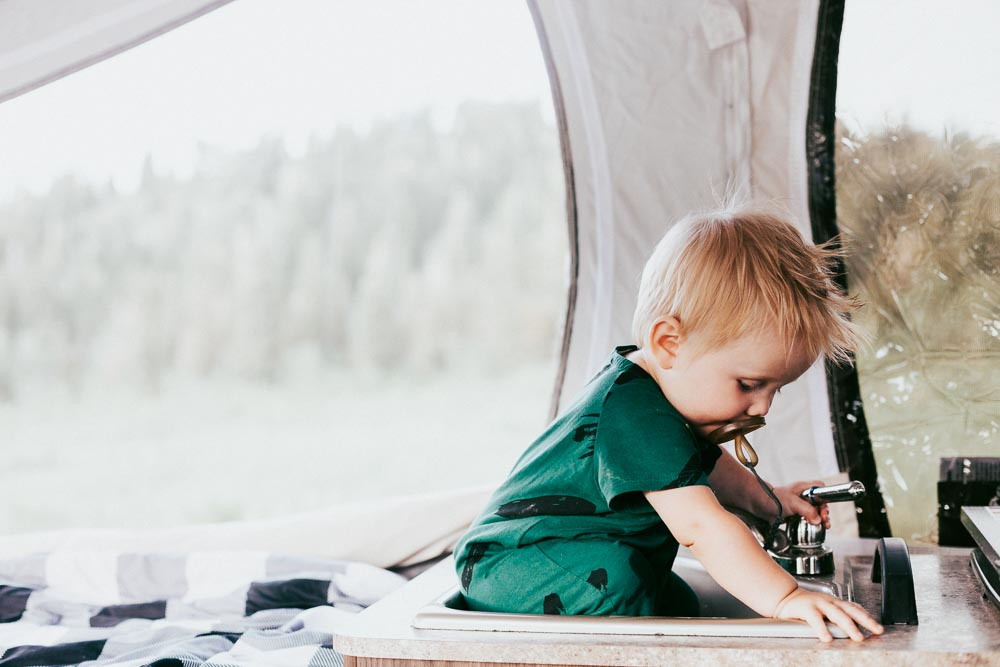 5 reasons Fathers Day Camping ROCKED by Utah blogger Ginger Parrish of parrish place